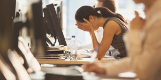Hormones and stress at work